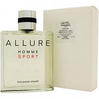 Мужской тестер Chanel Allure Homme Sport (шанель аллюр хом спорт)
