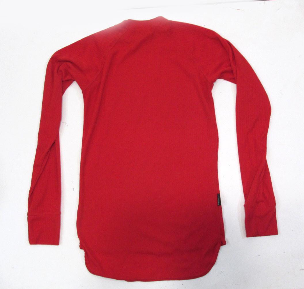 Термо кофта красная Phelix, М, Leyer 1, Хор сост! 8