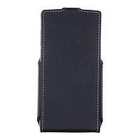 Чехол RP Flip Case ERGO A550 Maxx шкіра (шт) чорний (ФК.121.З.01.23.000)