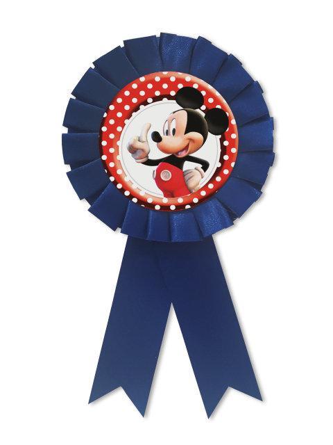 Медаль детская Микки Маус подарочная
