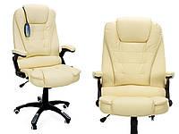 Кресло офисное MANAGER Calviano с массажером + настенные часы