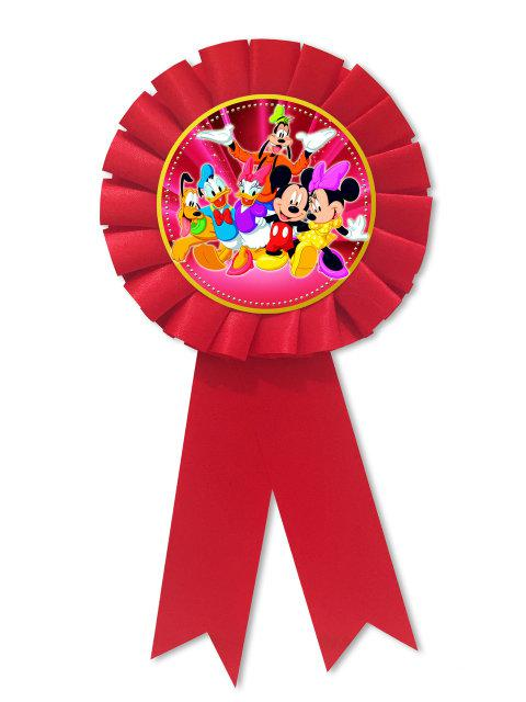 Медаль детская Микки Маус и друзья подарочная