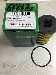 Фильтр масляный Авео Т300 1.6 (не для автоматической коробки передач) PARTS MALL