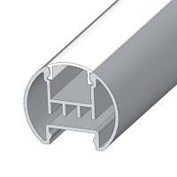 Алюминиевый профиль ЛСК (рассеиватель матовый или прозрачный)