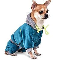 """Комбинезон для собак Pet Fashion """"ПЛЮШ"""" M"""