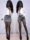 Женская юбка-шорты (3 цвета), фото 4