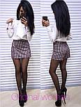 Женская юбка-шорты (3 цвета), фото 5