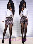 Женская юбка-шорты (3 цвета), фото 6