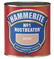 Грунтовка по металлу Hammerite, 2.5 л