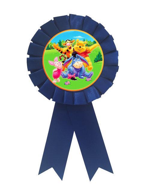 Медаль детская Винни Пух Дисней подарочная