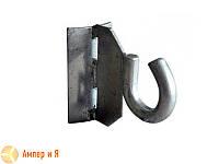 Крюк под бандажную ленту (оцинкованный) ГС 16
