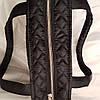 Сумка женская стеганая размер 33х33х8, фото 5