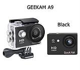 Екшн камера GEEKAM A9 - Black, фото 3
