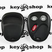 Оригінальний пульт для Понтіак (Pontiac), 2 + 1 (panica) кнопки, 315MHz, FCCID: MYT3X6898B