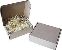 Подарочная коробочка с сеном большая, Ш155хД130хВ50мм, фото 1