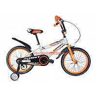 Детский велосипед Azimut Fiber 16 дюймов