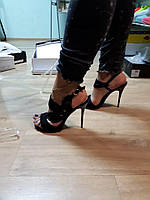 Летние босоножки женские каблук