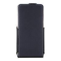 Чехол RP Flip Case Huawei Y6 II шкіра (шт) чорний (ФК.131.З.01.23.000)