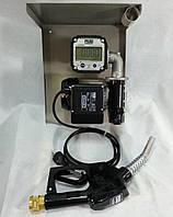 ТРК 12/24 В - 40 л/мин Италия - Мобильная заправочная станция для дизельного топлива со электронным счетчиком