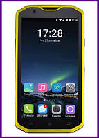 Смартфон Sigma Х-treme PQ31 2/16 GB (Black-Yellow). Гарантия в Украине!