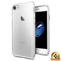 Чехол Spigen для iPhone 8 / 7 Liquid Crystal, Crystal Clear, фото 1