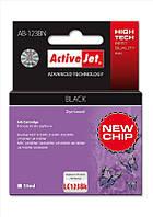 ActiveJet AB-123BN картридж с чернилами к принтерам Brother ( Brother LC123Bk) Supreme
