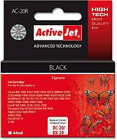ActiveJet ACX-20 черный картридж для принтера Canon (замена BC-20/BX-20)