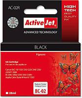 ActiveJet AC-02R черный картридж для принтера Canon (zamiennik Canon BC-02)