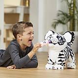 Інтерактивний Білий Тигр FurReal Roarin' Ivory, The Tiger Playful, фото 4