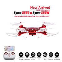 Квадрокоптер Syma X5UW С FPV HD WI-FI камерой