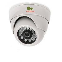 Камера AHD купольная Partizan CDM-223S-IR HD v3.2, 1 Мп