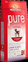"""Корм Meradog """"Pure Lamm & Reis""""  для взрослых собак с ягненком и рисом 12,5кг"""