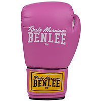Перчатки боксерские RODNEY (pink/white), Киев 10oz (283 г)