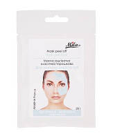 Mila Альгинатная маска Для контура глаз и губ (увлажнение, укрепление, устранение темных кругов)пакет 250мл