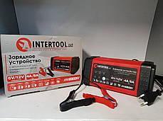 Автомобильное зарядное устройство  Intertool AT-3018