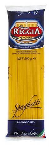 Спагетти REGGIA 19 Spaghettini, 500 г (Италия), фото 2