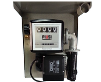 ТРК 12/24 В - 60-85 л/мин Италия - Мобильная заправочная станция для дизельного топлива со счетчиком