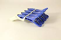 Парикмахерские зажимы (заколки) крокодил 4 шт
