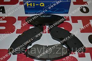 Колодки передні lanos 1,6/nexia 16v/nu/leg/ta