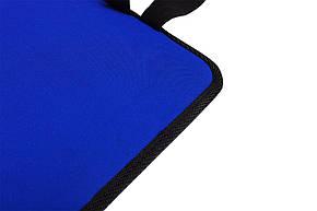 Мат для фітнесу HS 2256 blue в будинок і спортзал, Львів, фото 2