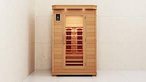 Инфракрасная cауна Tuoni ІI для дома, квартиры,дачи или спа-салона, Львов