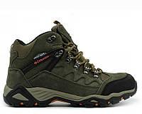 "Мужские зимние ботинки Ботинки Columbia Omni-Grip ""Dark Green"""