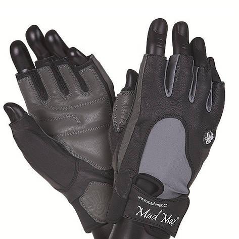 Перчатки для фитнеса и силовых тренировок Mad Max MTI MTI MFG-820 (S), Киев, фото 2
