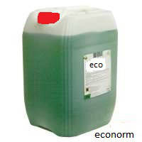 Антифриз систем отопления Econorm -40C, зеленый, фирменный