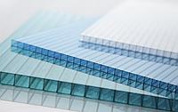 Сотовый Поликарбонат Berolux ( Беролюкс ) 2,1*6м (12,6 м2) 16 мм прозрачный, фото 1