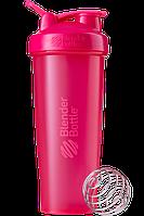 Шейкер спортивный BlenderBottle Classic Loop 940 ml (ORIGINAL) Pink