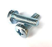 Гвинти сферичні (DIN 7985, ГОСТ 17473-80, ISO 7045)