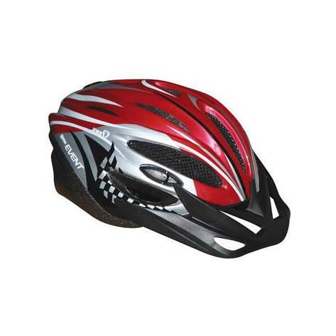 Прочный защитный шлем для роллеров, скейтеров, велосипедистов, байкеров Tempish EVENТ, Киев M, фото 2