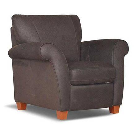 """Современное кресло с реклайнером """"Softy"""" (Софти), фото 2"""