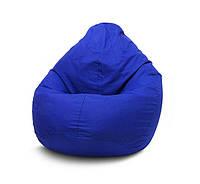 Кресло мешок груша Оксфорд Оксфорд, XL, Синий, Синий